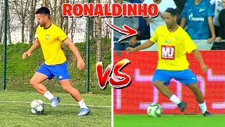 RECREATING INSANE VIRAL FOOTBALL MOMENTS! ⚽️🔥