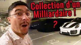 L'impressionnante collection d'un MILLIARDAIRE !