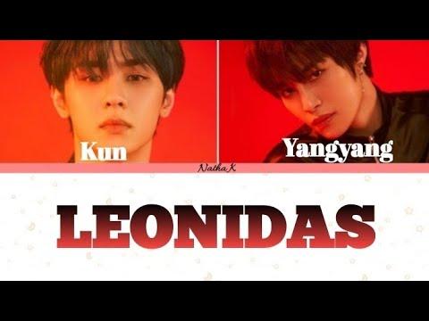 WayV Yangyang x Kun Leonidas Lyrics[Color Coded/Han/Rom/Eng]
