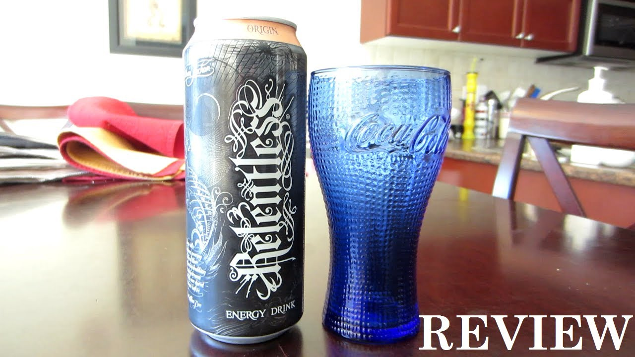 Relentless origin energy drink review 108 youtube for Cocktail etymology