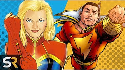 Why Do Marvel And DC Both Have Captain Marvels?