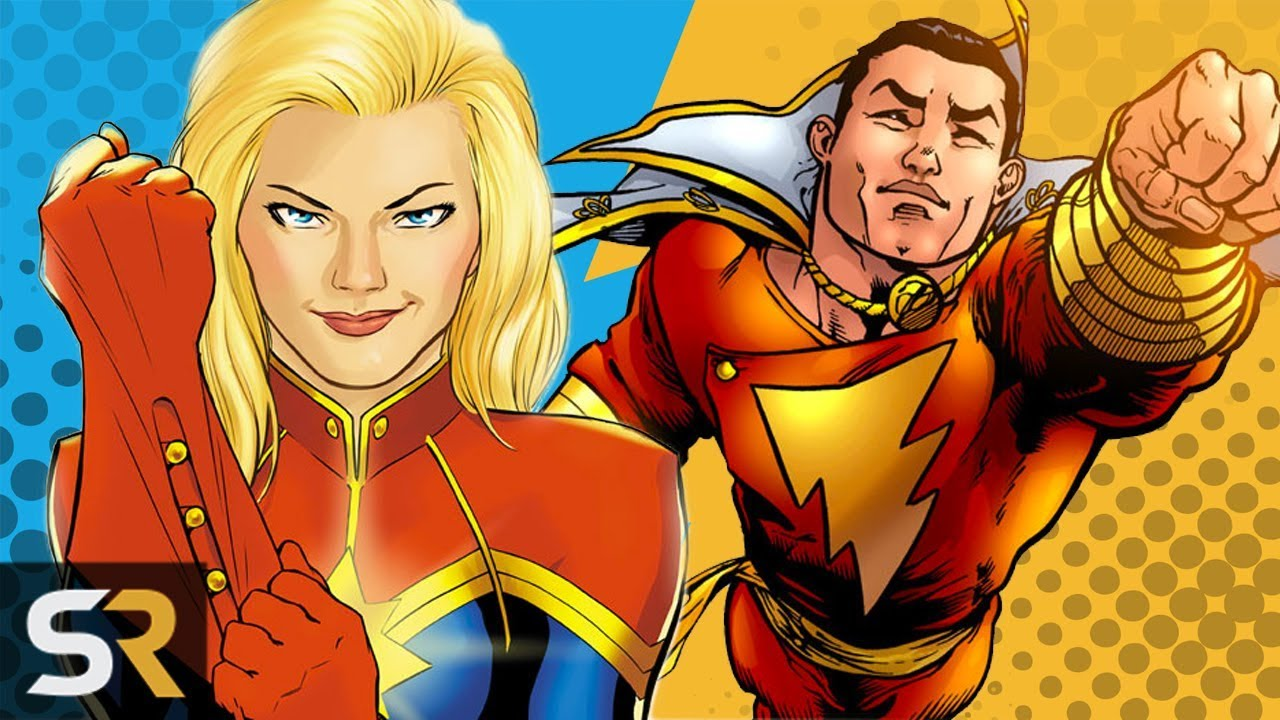 Why Do Marvel And DC Both Have Captain Marvels? #1