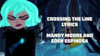 Crossing the Line (Lyrics) - Tangled the Series