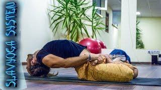 Йога нидра 🌻 Релаксационная последовательность асан и практика глубокого расслабления ⭐ SLAVYOGA