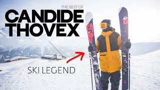 Candide Thovex - The Best Of Candide Thovex - Compilation