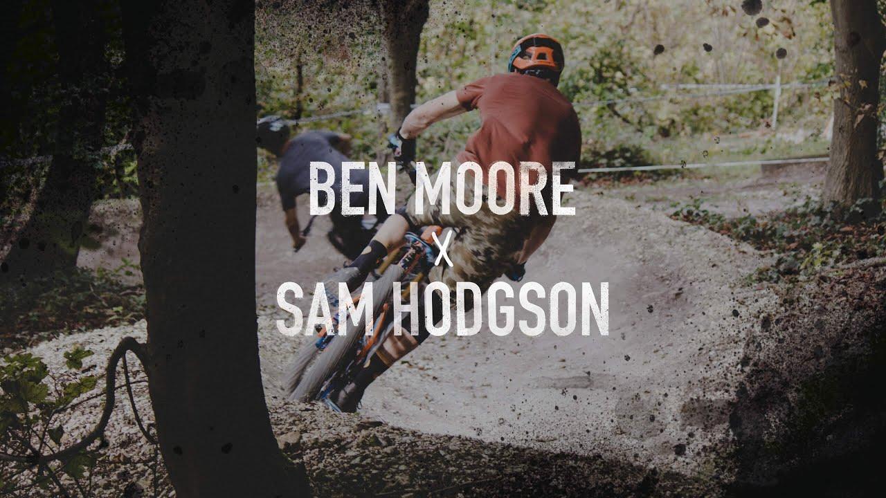 Ben Moore VS Sam Hodgson at Tidworth B1kepark | Animal UK