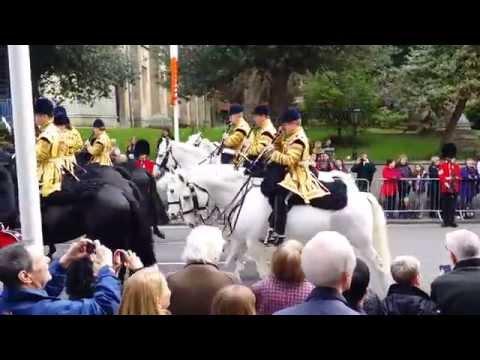 Irish President State Visit to the UK