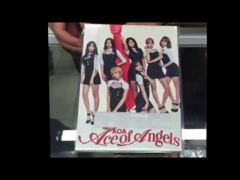 Unboxing: AOA - Ace Of Angels B