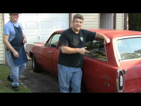 Episode 74 Part 1 What old gas can do to a car's engine, Autorestomod