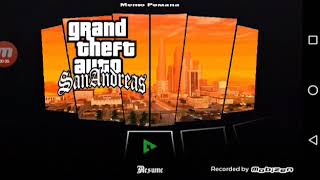 200] MB Gta San Andreas download on Android APK+OBB file
