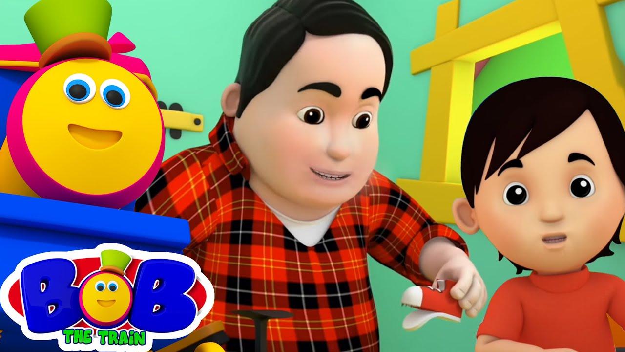 Download Cobbler Cobbler Mend My Shoes | Bob The Train Nursery Rhymes & Kids Songs | Baby Songs | Kids Tv