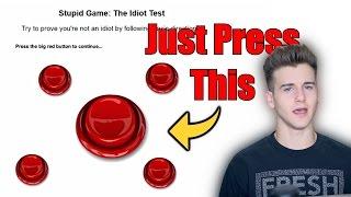 The Stupid Game (90% Fail)