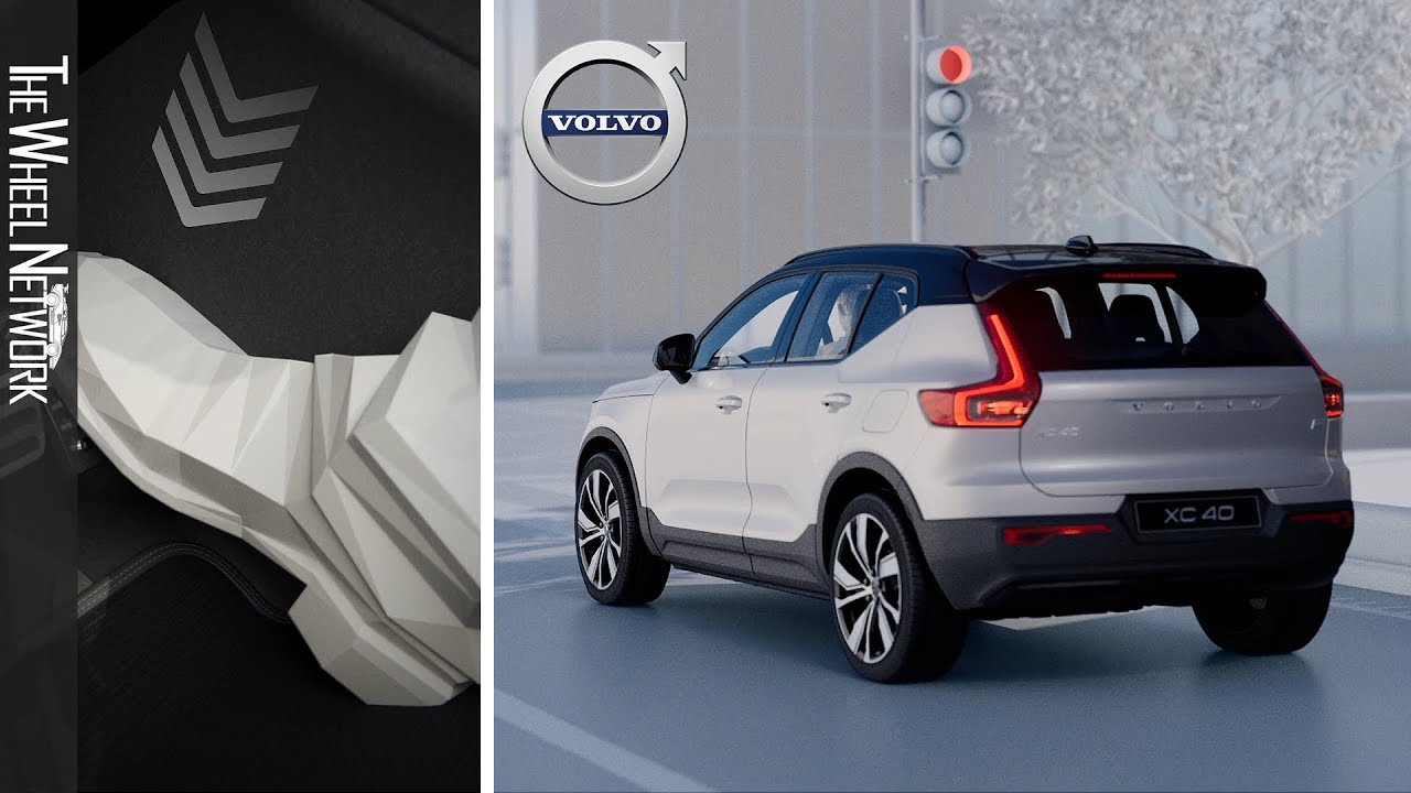 Volvo Electric Suv >> 2020 Volvo Xc40 Recharge Electric Suv One Pedal Drive