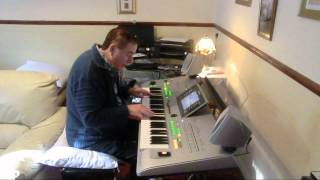 Poet and Peasant Theme played on Yamaha tyros 3
