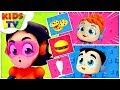 No No Song | The Supremes | Nursery Rhymes For Children | Cartoons - Kids Tv