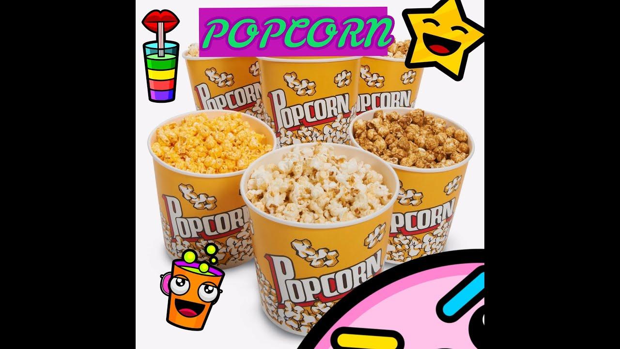 Как сделать попкорн в домашних условиях из кукурузы