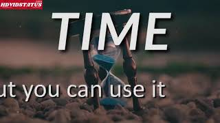 Value Of Time Whatsapp Status Video Download
