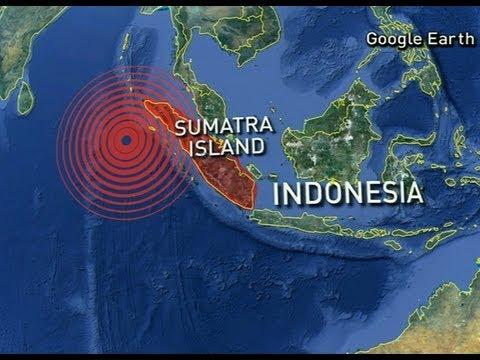 Indonesia Earthquake Triggers Tsunami Watch After 8.7 Magnitude Tremor Strikes Near Sumatra Island