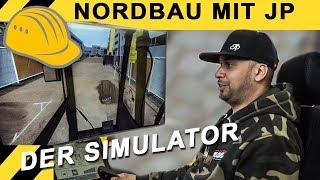 JP Performance - JP im Baumaschinen Simulator!   NordBau Besuch TEIL 2