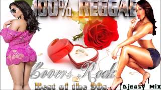 100% Reggae Lovers Rock (Best of the 90s) Beres,Sanchez,Freddie McGregory,Wayne Wonder,Mikey Spice +