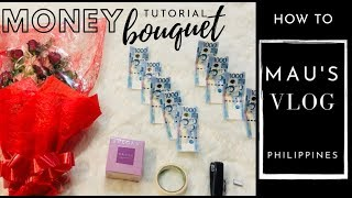 HOW TO MAKE MONEY BOUQUET | MO…