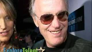 Peter Fonda  Easy Rider 3:10 To Yuma Exclusive Interview Acting Tips