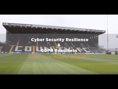 Air-IT Cyber Security Resilience and GDPR Readiness Event