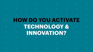 Activating Responsible Leadership: Technology \u0026 Innovation | Accenture