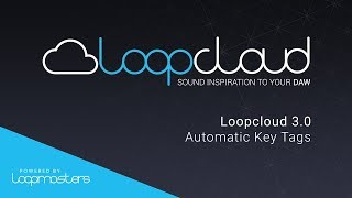 Loopcloud Automatically Tags the Root Key of Any Samples