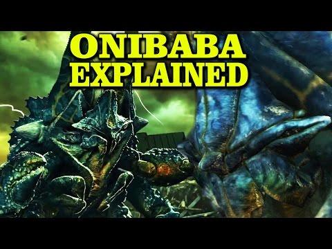 ONIBABA EXPLAINED - CATEGORY 2 KAIJU PACIFIC RIM MAKO MORI