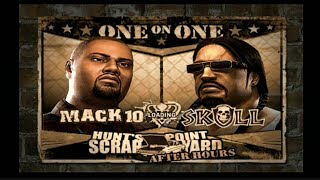 Def Jam Fight For NY (Request) - Mack 10 vs Skull (Hard)