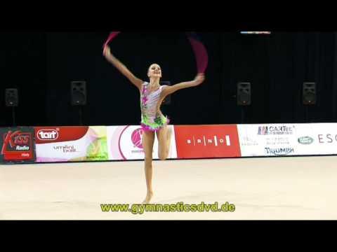 Anna Sokolova - RUS - Junior Rope - 01 - Grand-Prix Brno 2015