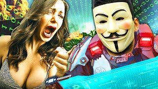 HACKERS MOM TROLLED TO LOOK UP PORN ON BLACK OPS 3! (Black Ops 3 Trolling)