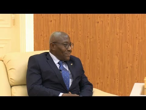 Equatorial Guinean Government Delegation Arrive in Pyongyang