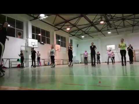 antrenament kangoo jumps