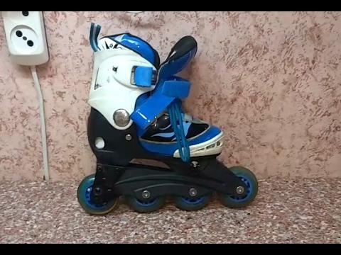 ремонт детских роликов / Repair of children's roller skates