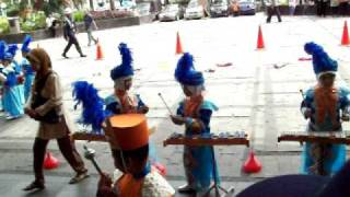 Corps Drumband TPP Al-Firdaus Surakarta - Perform at Solo Square