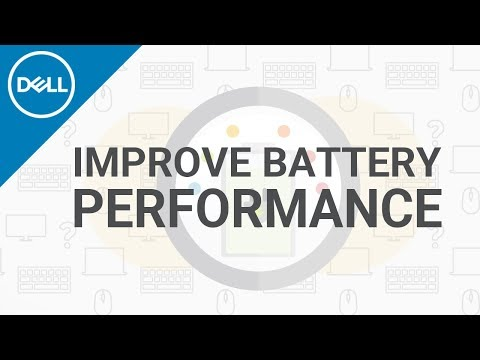 How to Increase Laptop Battery Life (Official Dell Tech Support)