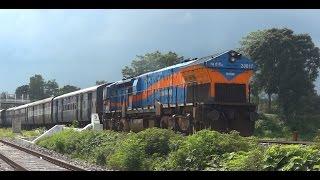 [IRFCA] First Run of Dekargaon-Bhalukpong (Arunachal Pradesh) Passenger Train thumbnail