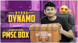 PUBG MOBILE Star Challenge 2019 Unboxing Video | Dynamo Gaming
