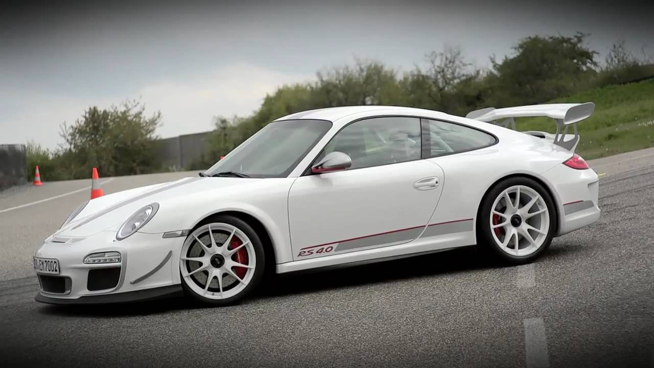 Strict Discipline The New 911 Gt3 Rs 4 0 Youtube