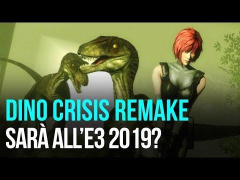 Dino Crisis: il remake sarà svelato all'E3 2019?