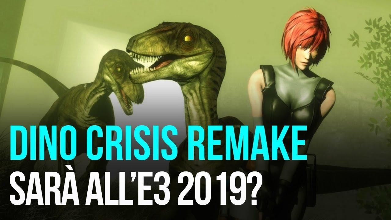 Un nuovo Dino Crisis presentato all'E3 2019? GameStop USA