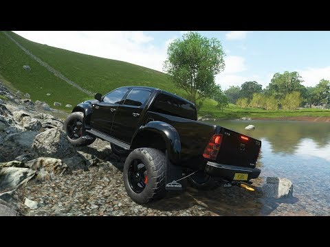 Forza Horizon 4 - 2007 TOYOTA HILUX - OFF-ROAD - 1080p60FPS