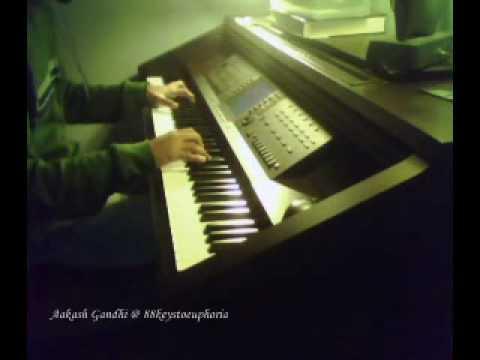 Aaoge Jab Tum (Jab We Met) Piano Cover By Aakash Gandhi