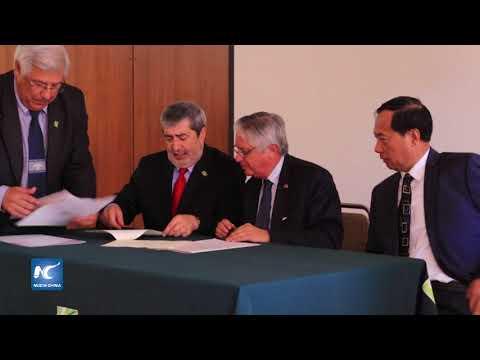 Chile y China crean centro de investigación agropecuaria