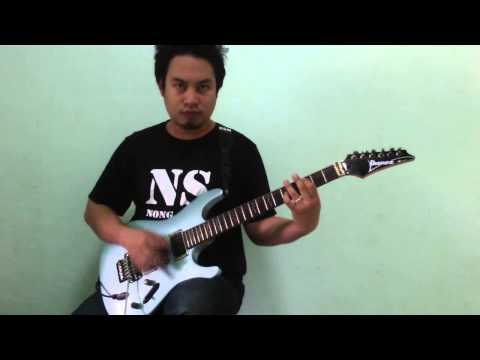 DragonForce Power And Glory (bonus track) Guitar Cover