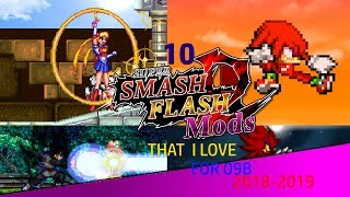 Download My 10 Favorite Ssf2 Mods For 09b MP3, MKV, MP4