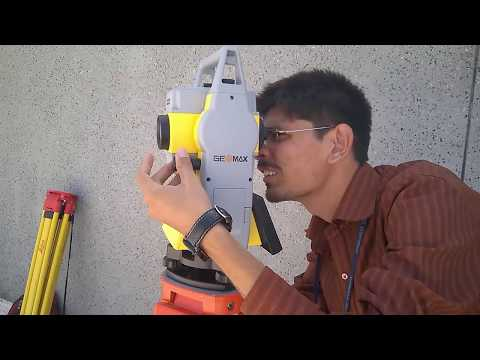 Learning Modern Surveying Instruments - TOTAL STATION
