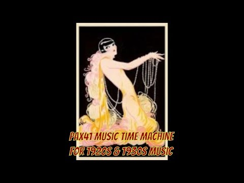 Popular Roaring 1920s Music From The Year 1926  @Pax41